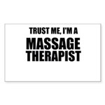 Trust Me, Im A Massage Therapist Sticker