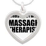 Trust Me, Im A Massage Therapist Necklaces