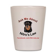lght_askme_nitroslaw Shot Glass