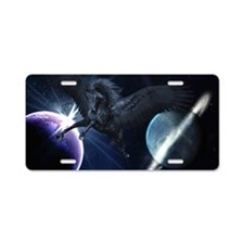 bp_laptop_skin Aluminum License Plate