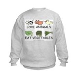 Love Animals Sweatshirt