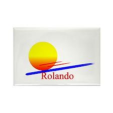 Rolando Rectangle Magnet