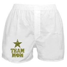 Basketball Team Mom - General Boxer Shorts