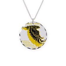 yellow, Isaiah 4031 Necklace
