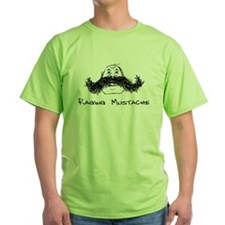 Raging Mustache T-Shirt