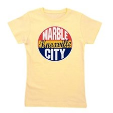 Knoxville Vintage Label B Girl's Tee