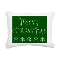 Christmas Rectangular Canvas Pillow