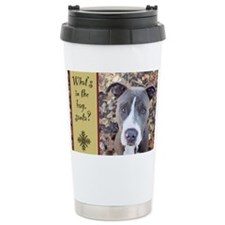 whats in bag Ceramic Travel Mug