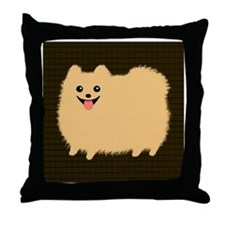 pomtile Throw Pillow