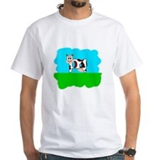 White Holy Cow! T-shirt