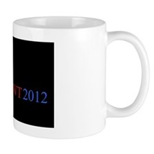 Newt YardSignBlack Coffee Mug