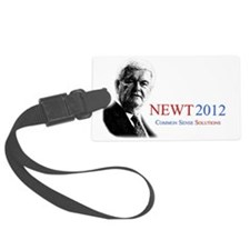 Newt YardSign(logLine) Luggage Tag