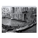 The Magic of Venice Wall Calendar