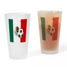 mexico copy Drinking Glass