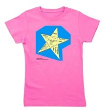 Shopping Star Girl's Tee