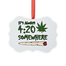 420 Ornament