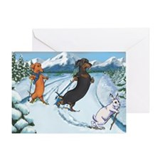 xcountrycal2011 Greeting Card