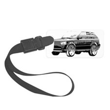 Range Rover 01 Small Luggage Tag