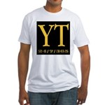 YT 24/7/365 Fitted T-Shirt