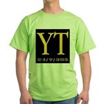 YT 24/7/365 Green T-Shirt