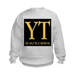 YT 24/7/365 Kids Sweatshirt