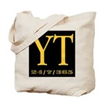 YT 24/7/365 Tote Bag