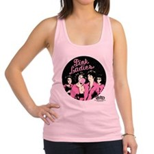 Pink Ladies Racerback Tank Top
