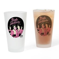 Pink Ladies Drinking Glass