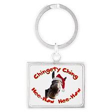 final chingety ching Landscape Keychain