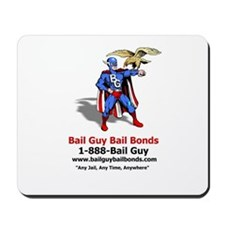 Cute Bail Mousepad