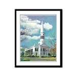 Church by Riccoboni Framed Small Print