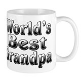 WORLDS BEST Grandpa Mug