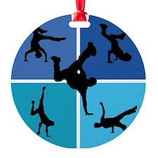 breakdance Ornament