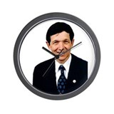 Dennis Kucinich Wall Clock