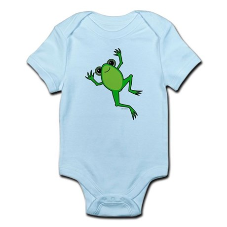 Spring Frog Infant Bodysuit
