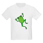 Spring Frog Kids T-Shirt