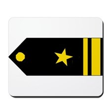 Lt. JG Board Mousepad