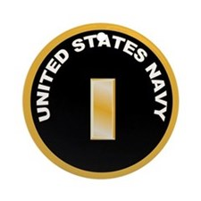 Ensign Ornament (Round)