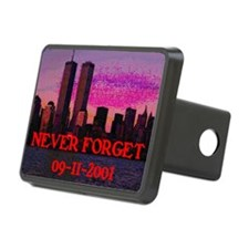 Never Forget NY 09-11-2001 Hitch Cover