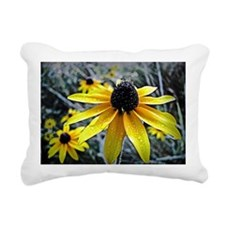 Perennial Passion Rectangular Canvas Pillow