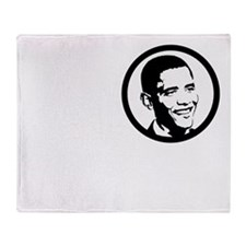 barackroll3 Throw Blanket