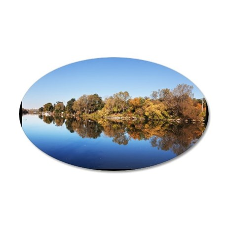 09Oct11_West Pullman_046-pos 35x21 Oval Wall Decal