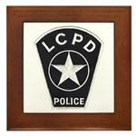 LCPD Framed Tile