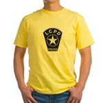 LCPD Yellow T-Shirt