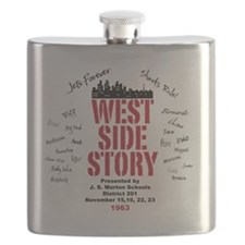 New West Side Flask