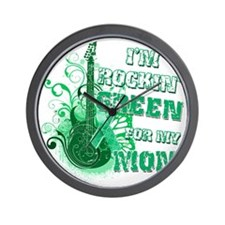 Im Rockin Green for my Mom Wall Clock
