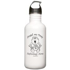 Nephro-femblack Water Bottle