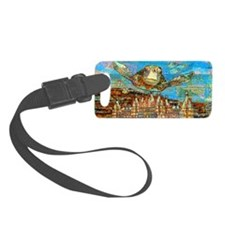atlantisClutch Luggage Tag