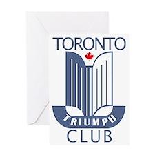 TTC-logo Greeting Card
