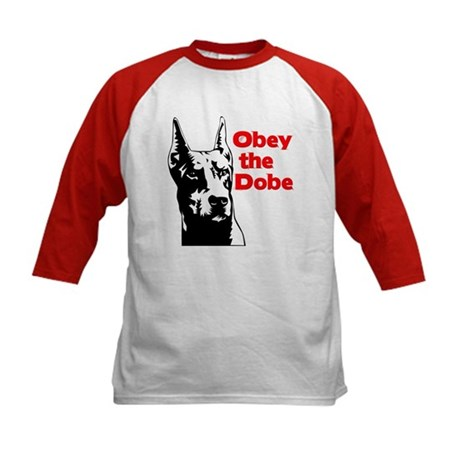 Obey the Dobe Kids Baseball Jersey